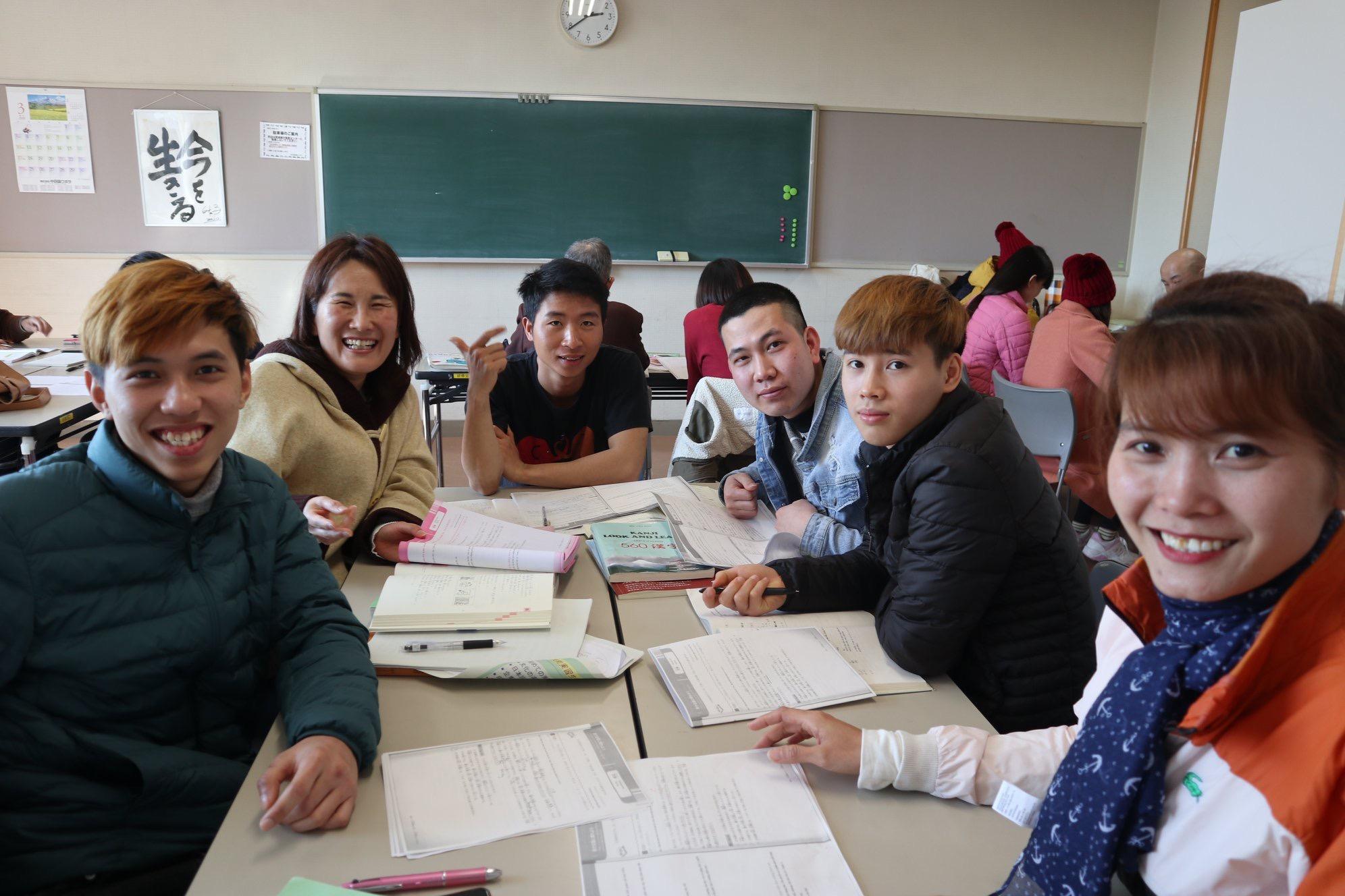 日本語教室(授業2)